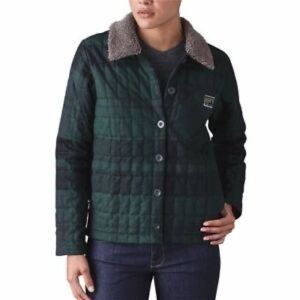 Rare Patagonia Limited Edition Wool Down Jacket